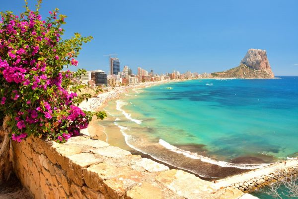 Costa Blanca Spain – Where Heaven Falls